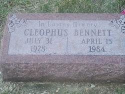Cleophus Bennett
