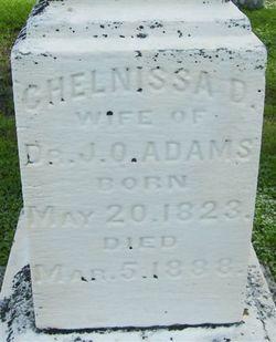 Chelnissa D. <I>Cassell</I> Adams