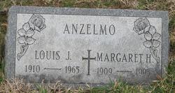 Margaret H <I>Dorr</I> Anzelmo