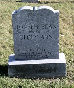 Cloey Ann <I>Masters</I> Bean