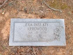 Exia Inez <I>Key</I> Arrowood