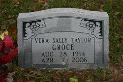 Vera Sally <I>Taylor</I> Groce