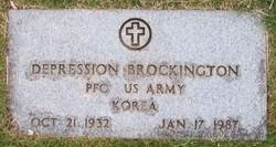 Depression Brockington
