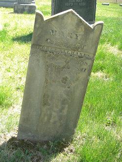Mary E. <I>Hatton</I> Allhands