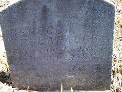 Rebecca <I>Clute</I> Rulapaugh