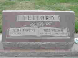 Ross William Telford