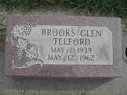Brooks Glen Telford