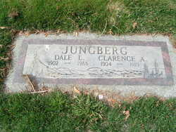 Clarence Alvin Jungberg