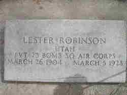 Lester Robinson