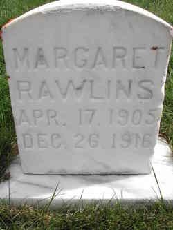 Margaret Rawlins