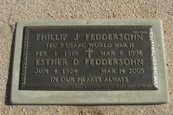 Phillip J Feddersohn