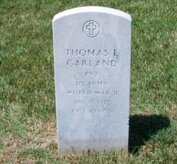Thomas L Garland