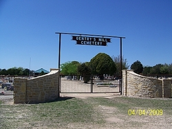 Gentrys Mill Cemetery