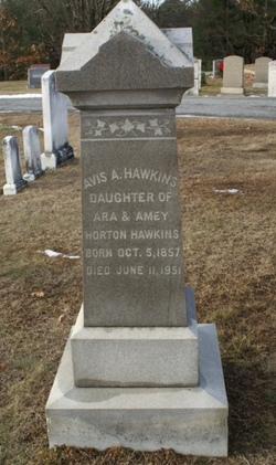 Avis A Hawkins