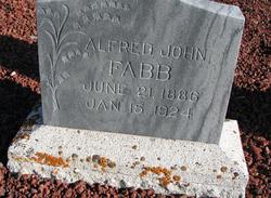 Alfred John Fabb