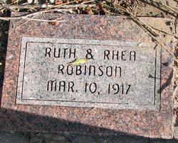 Rhea Robinson