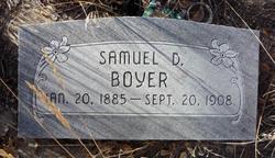 Samuel D Boyer