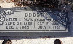 Helen Lorine <I>Davis</I> Dodge