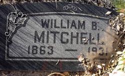 William B Mitchell