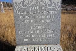 Elizabeth Esther <I>Hills</I> Dennis