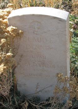 Claud E Dennis