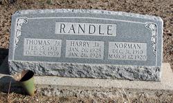 Thomas Randle, Jr