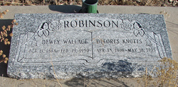 Dewey Wallace Robinson