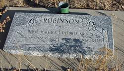 Delores Knotts Robinson