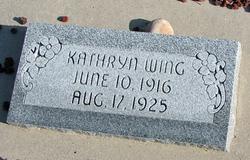 Kathryn Wing