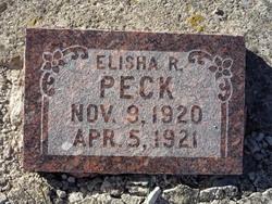 Elisha R Peck