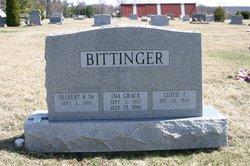 Ina Grace <I>Moyers</I> Bittinger