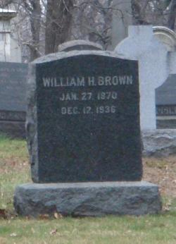 William H Brown