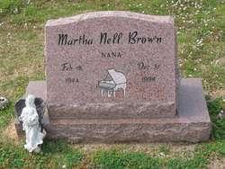 Martha Nell <I>Provence</I> Brown