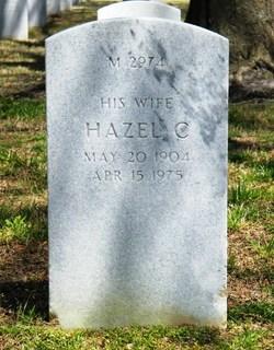 Hazel Clemons Agnos