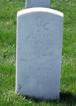 Alfred Emanuel Smith Armfield