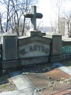 William Backhouse Astor, Jr