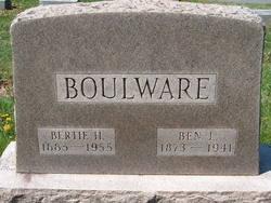 Bertie <I>Helm</I> Boulware