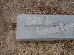 Jefferson Curtis Benson