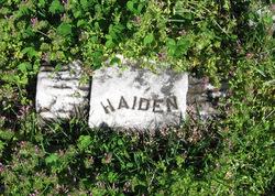 Haiden Curd Howell