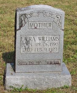 Laura Jane <I>Valentine</I> Williams