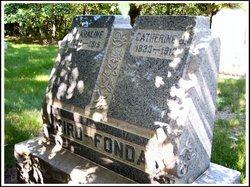 Catherine J. <I>Bird</I> Fonda