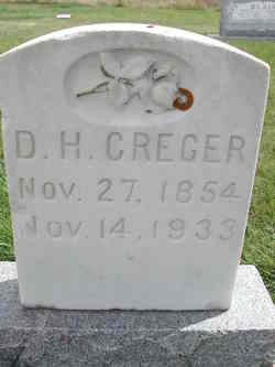 David Harold Creger