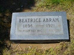 Beatrice Abram