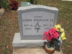 Sandy Atkinson, Sr