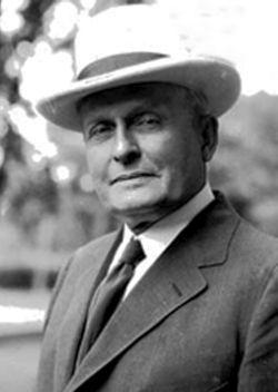 Harry Augustus Garfield