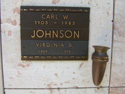 Carl W Johnson