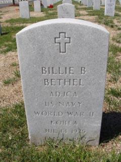 Billie B Bethel