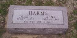 Anna H. <I>Klaassen</I> Harms