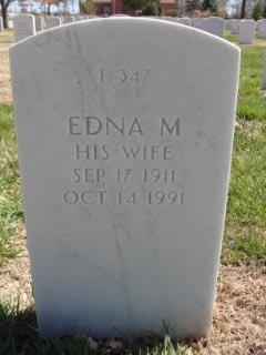 Edna M Feldick