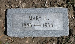 Mary E <I>Welch</I> Bernard